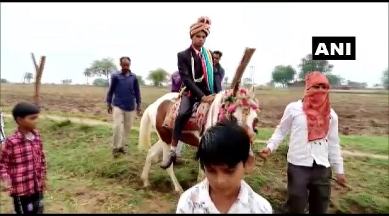 Madhya Pradesh Dalit groom