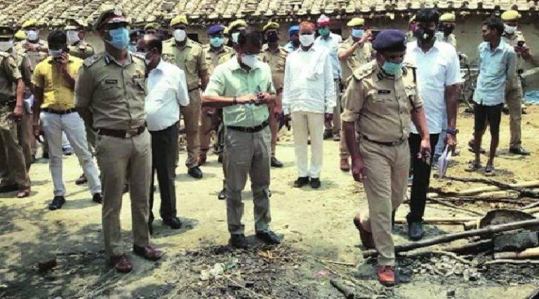 यूपी: झगड़े के बाद मुस्लिमों ने जलाए दलितों के घर, योगी के आदेश- आरोपियों पर रासुका लगाओ