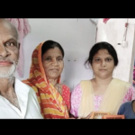 Dalit family gets gift on the foundation stone of Ram temple,