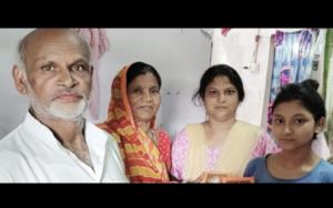 राम मंदिर के शिलान्यास पर दलित परिवार को मिला तोहफ़ा, परिवार बेहद खुश…