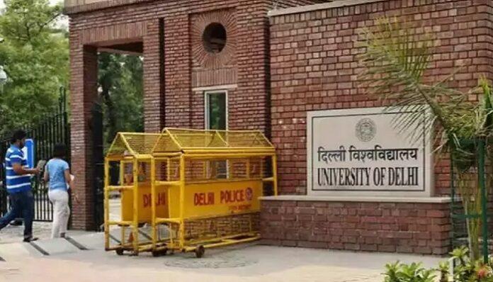 Delhi University Dalit Teacher discrimination