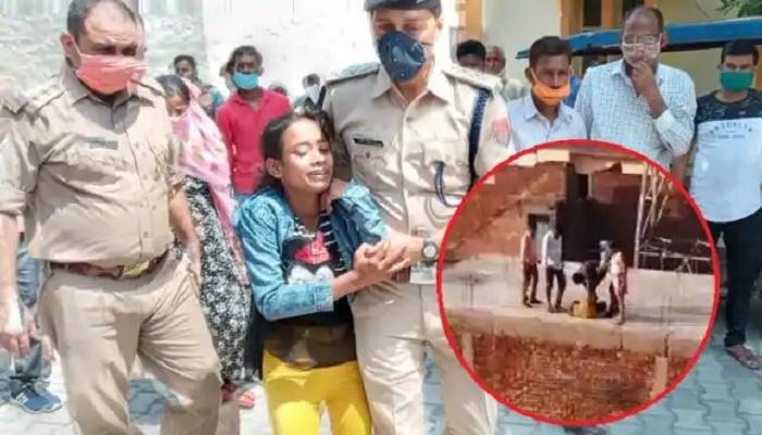 मैनपुरी में दबंगों ने दलित को पीट-पीटकर मार डाला, देखें वीडियो