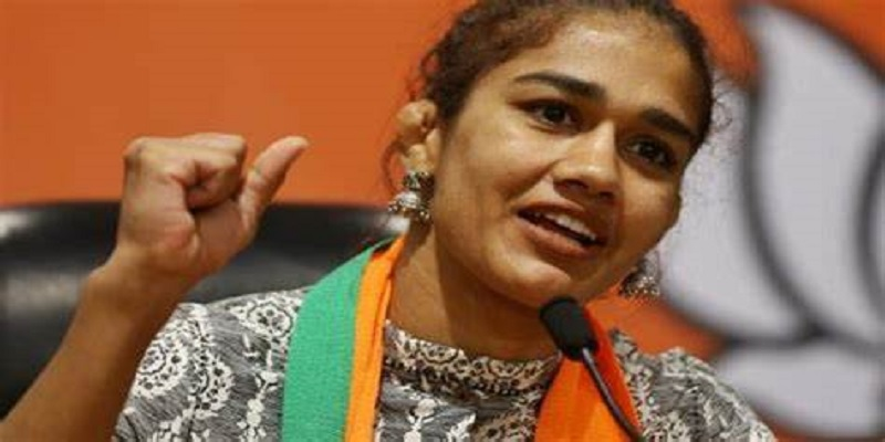 Babita Phogat Anti Dalit Comment
