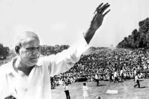 'बहुजन नायक' कांशीराम, जो लोगों को इकट्ठा करते हुए दलित राजनीति का चेहरा बन गए…