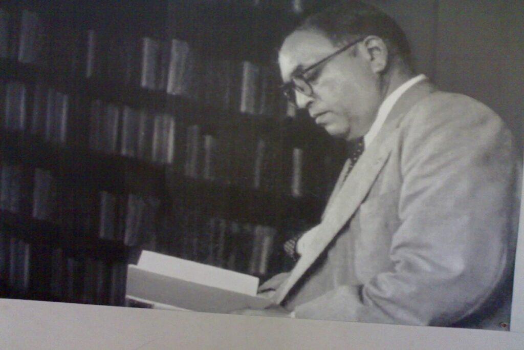 ambedkar jayanti Dr BR Ambedkar had 35000 books