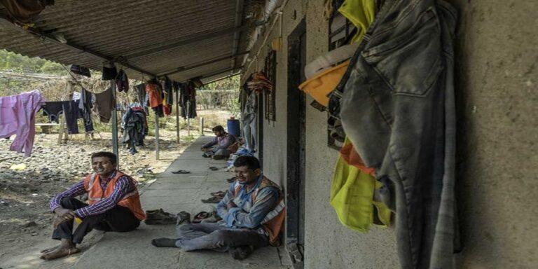 कोरोना वायरसः भूख से बेहाल दलितों पर पड़ी दोहरी मार