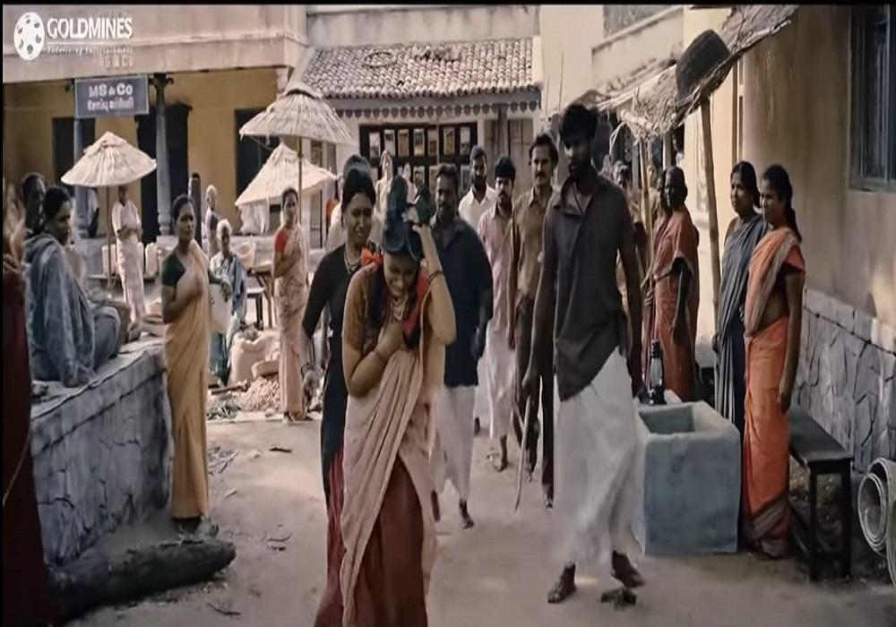 Asuram Dhanush Dalit Atrocities