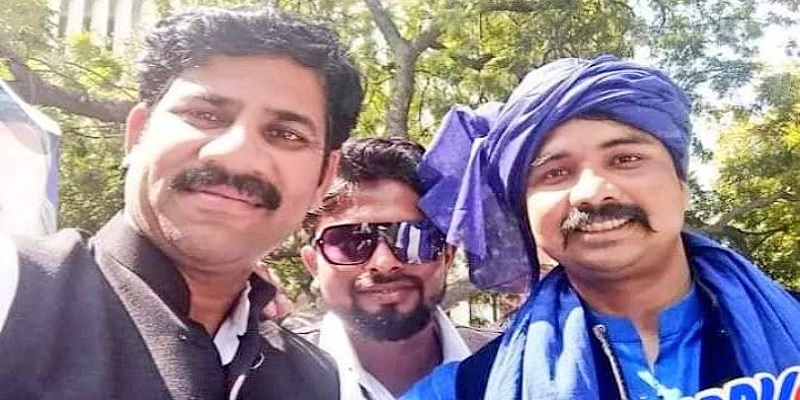Bhim Army Vinay Ratan Singh will Join OBC movement in Bhopal