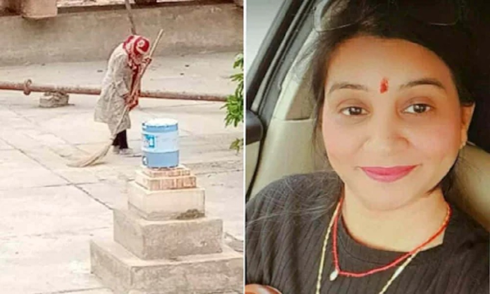Dalit Sweeper Asha Kandara became RAS officer passed RAS Exam 2018