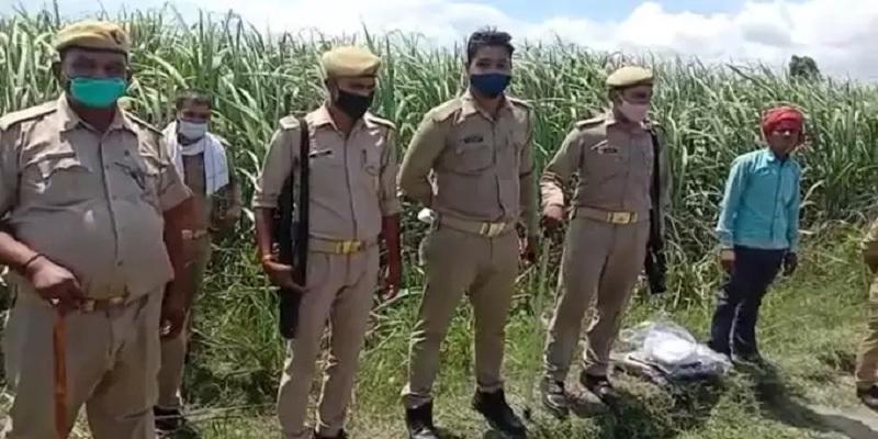 दिल्ली के बाद यूपी के हरदोई में भी दलित बच्ची से रेप, हत्या कर शव खेत में फेंका