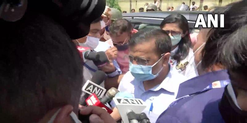 Delhi Govt Arvind Kejriwal announce to give rs 10lakh to Dalit girl Parents Nangal Village