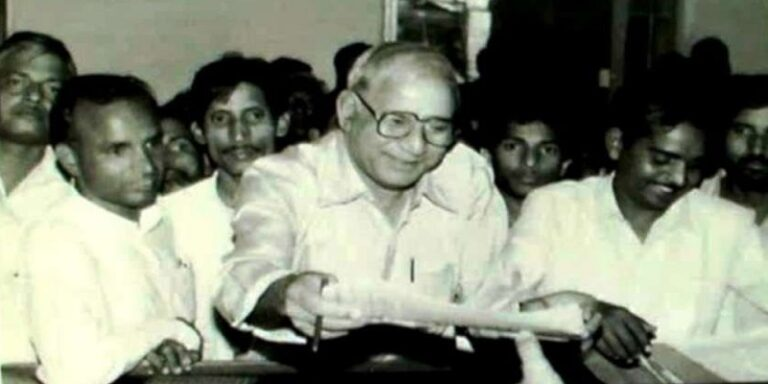 When Kanshi Ram entered Parliament first time after becoming MP Etawah