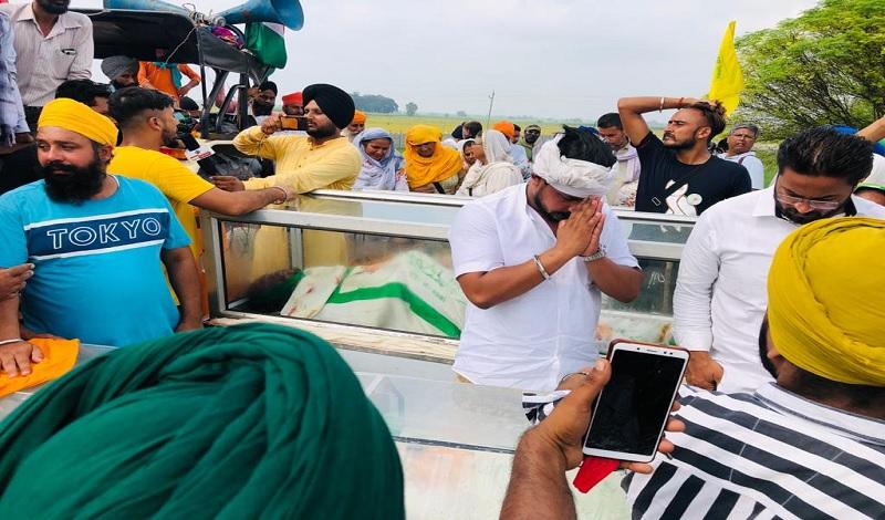 Lakhimpur Kheri Violence Chandrashekhar Azad question to Narendra Modi Whose Freedom Are You Celebrating