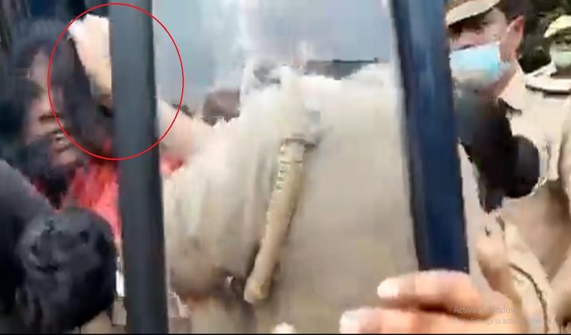 Lakhimpur Kheri Violence My hair was pulled slapped and abused Savitri Bai Phule alleged